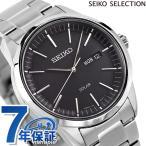19日からエントリーで最大26倍 セイコー 腕時計 メンズ ソーラー SBPX063 SEIKO ブラック