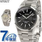 セイコー スピリット 電波 ソーラー チタン メンズ 腕時計 SEIKO SBTM11