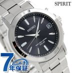 22日までエントリーで最大28倍 セイコー スピリット 電波ソーラー メンズ 腕時計 SBTM169 SEIKO