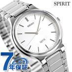 セイコー 腕時計 メンズ SCDP003 SEIKO ホワイト