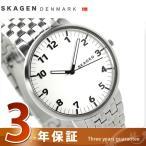 スカーゲン アンカー クオーツ メンズ 腕時計 SKW6200