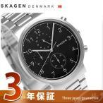 スカーゲン アンカー 40mm クロノグラフ メンズ 腕時計 SKW6360 SKAGEN