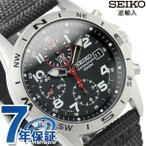 セイコー クロノグラフ 逆輸入 海外モデル SND399P1 (SND399P) メンズ 腕時計