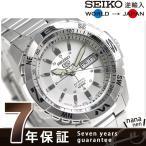 Yahoo!腕時計のななぷれ22日からエントリーで最大22倍 セイコー 海外モデル 逆輸入 セイコー5 スポーツ 日本製 SNZJ03J1 (SNZJ03JC) 腕時計