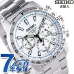 セイコー クロノグラフ 逆輸入 海外モデル SSB025P1 (SSB025PC) メンズ 腕時計