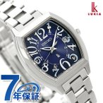 セイコー ルキア トノー 日本製 電波ソーラー レディース SSVW093 SEIKIO 腕時計