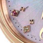 LUKIA セイコー ルキア レディース 腕時計 限定モデル 電波ソーラー ホワイトシェル×ピンクゴールド SSVW154 SEIKO 時計