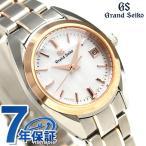 グランドセイコー レディース セイコー 腕時計 STGF310 4Jクオーツ 26mm ダイヤモンド 18KPG GRAND SEIKO