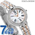 SEIKO ドルチェ&エクセリーヌ 電波ソーラー ダイヤモンド レディース SWCW008 腕時計