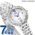 セイコー ドルチェ&エクセリーヌ 電波ソーラー プレステージライン SWCW083 SEIKO 腕時計