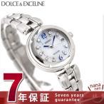 24日までエントリーで最大30倍 セイコー ドルチェ&エクセリーヌ 日本製 電波ソーラー SWCW121 SEIKO 腕時計