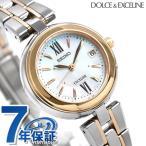 24日までエントリーで最大30倍 セイコー ドルチェ&エクセリーヌ チタン 日本製 電波ソーラー SWCW134 SEIKO 腕時計