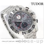 TUDOR チュードル アイコノート 43MM メンズ 時計 20400 グレーシルバー