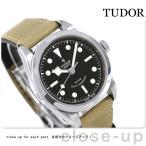 24日までエントリーで最大21倍 TUDOR チュードル ヘリテージ ブラックベイ 36 革ベルト 時計 9500 腕時計