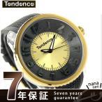 テンデンス フラッシュ LEDバックライト TG530006 腕時計
