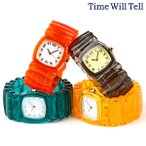 22日からエントリーで最大21倍 タイムウィルテル レディース 腕時計 キャンディ 選べるモデル