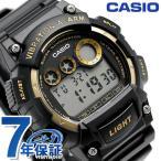 カシオ チプカシ バイブレーションアラーム 10気圧防水 W-735H-1A2VCF CASIO 腕時計
