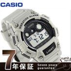 カシオ チプカシ バイブレーションアラーム 10気圧防水 腕時計 W-735H-8A2VDF CASIO