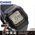カシオ チプカシ 海外モデル スタンダード デジタル メンズ W-800HG-9AVDF 腕時計
