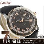 カルティエ Cartier 腕時計 メンズ ロンド クロワジエール 42mm W2RN0005