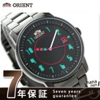 オリエント 自動巻き メンズ 腕時計 WV0841ER スタイリッシュ&スマート ディスク タイポグラフィ