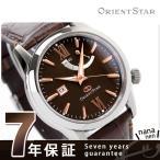 ショッピング自動巻き 24日までエントリーで最大39倍 オリエントスター 腕時計 パワーリザーブ 自動巻き メンズ Orient Star WZ0301EL