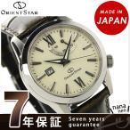 オリエントスター パワーリザーブ 自動巻き 腕時計 WZ0361EL