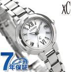 シチズン クロスシー XC 電波ソーラー XCB38-9132 腕時計