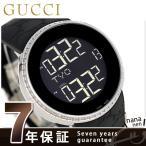 グッチ アイグッチ XL ダイヤモンド クオーツ メンズ 腕時計 YA114211