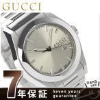 GUCCI グッチ 時計 パンテオン 自動巻き メンズ YA115202
