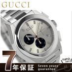 ショッピングサボイ 22日までエントリーで最大21倍 GUCCI グッチ 時計 パンテオン クロノグラフ メンズ YA115236