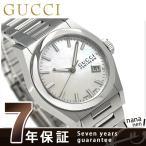 グッチ パンテオン クオーツ メンズ スイス製 腕時計 YA115402