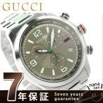 GUCCI - 【あすつく】GUCCI グッチ 時計 Gタイムレス XL クロノグラフ メンズ YA126248