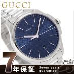 ショッピングサボイ 22日までエントリーで最大21倍 グッチ Gタイムレス スリム クオーツ メンズ 腕時計 YA126316