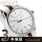 ショッピングサボイ 22日までエントリーで最大21倍 GUCCI グッチ メンズ 腕時計 クロノグラフ YA126322
