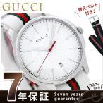 ショッピングサボイ 22日までエントリーで最大21倍 GUCCI グッチ 時計 Gタイムレス 40mm クオーツ メンズ YA126323