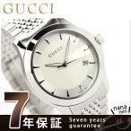 GUCCI - GUCCI グッチ 時計 Gタイムレス メンズ ホワイト YA126401