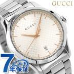 ショッピングサボイ 22日までエントリーで最大21倍 GUCCI グッチ 時計 Gタイムレス 40mm メンズ 腕時計 YA1264052