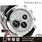 ティファニー アトラス ジェント クロノグラフ 42mm メンズ 腕時計 Z1000.82.12A21A71A TIFFANY&Co. 新品