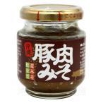 赤マルソウ 沖縄豚肉みそ 麦みそ仕立て 140g  油みそ あんだんすー