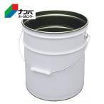 【ジャパンペール】スチール缶 ペール缶【20L 白】