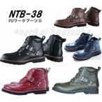NANKAI NTB-38  PUワークブーツ2 履きやすいサイドファスナー 南海部品ナンカイ