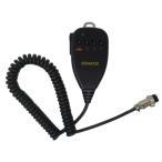 【無線機用社外品マイク】KENWOOD用 8ピンタイプ