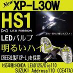 サインハウス LED RIBBON(エルリボン)HS1型タイプ1 直流点灯車用 1灯セット For Dio110/LEAD125/Adrress110 3627-00079157