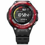 カシオ 腕時計 NEW CASIO PROTREK Smart WSD-F21HR-RD Wear OS Google Watch Heart Rate Monitor GPS