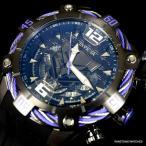 インビクタ 腕時計 Invicta Marvel Bolt Black Panther Limited Edition クロノグラフ 50mm Watch New インヴィクタ