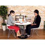イサムノグチ サイクロンテーブル 80cmDIA コンパクト -Isamu Noguchi- ホワイト(白)