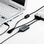 サンワサプライ IDE/SATA-USB変換ケーブル USB-CVIDE2N メーカー在庫品