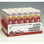 シャイニー 青森の味!アップルジュース プチねぶた カートカン 125ml×30缶 1ケー 目安在庫=○