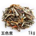 五色煮 1kg 業務用大袋 南風堂の小魚珍味ミックス